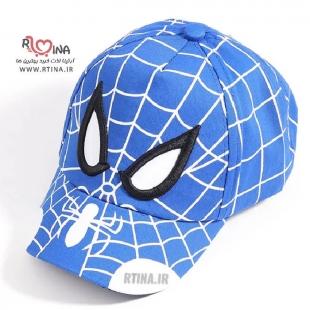 کلاه پسرانه نقاب دار مرد عنکبوتی