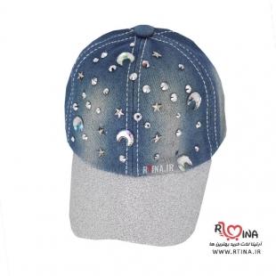 خرید کلاه نگین دار لی