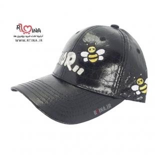 خرید کلاه بیسبالی مشکی جدید