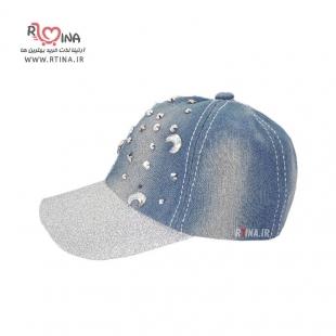 کلاه بچه گانه پارچه ای جدید