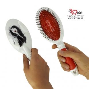 مدل برس مو تخت طرح دار
