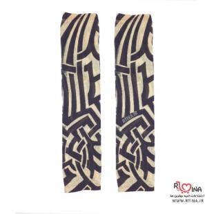 خرید ساق دست طرح تاتو ارزان