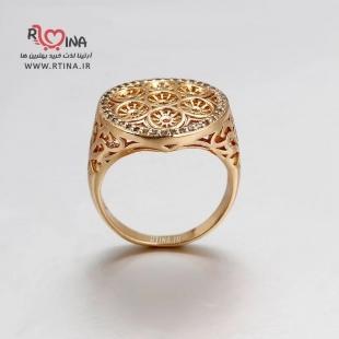 انگشتر مشابه طلا