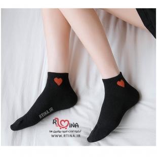 عکس جوراب زنانه مشکی
