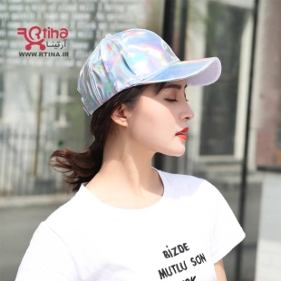 کلاه اسپرت ترند هولوگرامی مدل a1