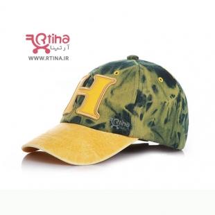 قیمت کلاه پسرانه تابستانه زرد رنگ