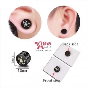 گوشواره گوش مردان