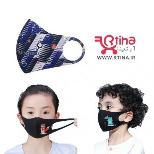 ماسک کودک طرح کانادا