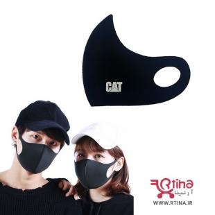 ماسک آلودگی و کرونا مدل CAT