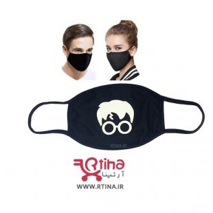 ماسک نوجوان و بزرگسال مدل عینکی