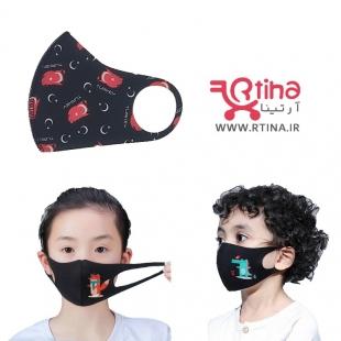 ماسک فانتزی بچه گانه مدل TURKEY