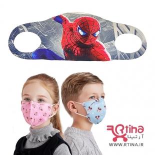 ماسک دهان و بینی مدل اسپایدر من3