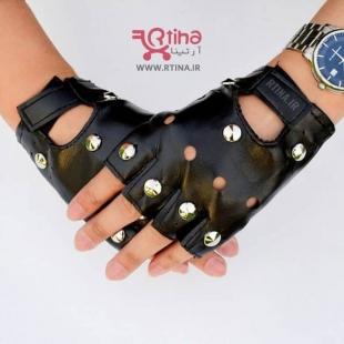 دستکش  دخترانه چرم