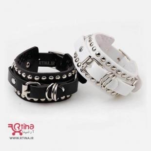 دستبند چرم ست مرد و زن