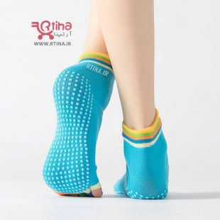 جوراب ترمز دار ورزشی
