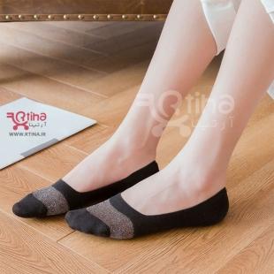 جوراب لمه مشکی جدید