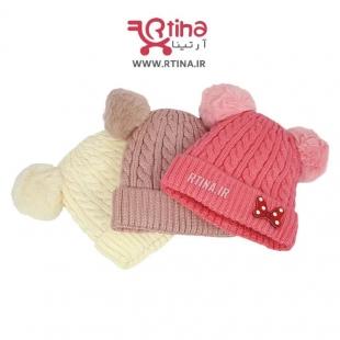 کلاه پوم پوم نوزادی جدید
