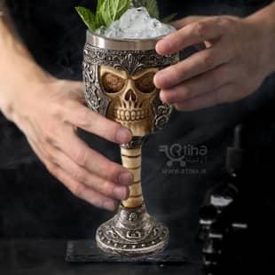 جام نوشیدنی مدل شوالیه