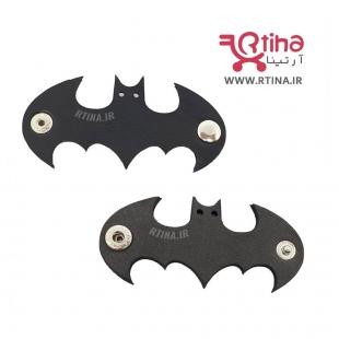 سیم جمع کن هندزفری و کابل مدل batman