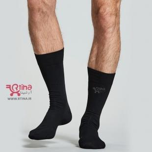 جوراب مردانه ساق دار مدل هوتن