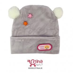 قیمت کلاه پارچه ای نوزادی جدید