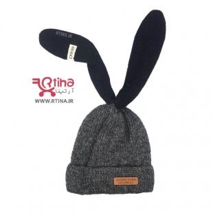 کلاه گوش دار دخترانه خرگوشی