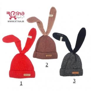 مدل کلاه خرگوشی شیک