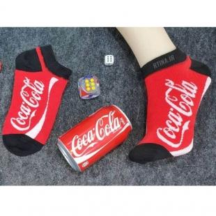 عکس جوراب نوشابه کوکا کولا زنانه
