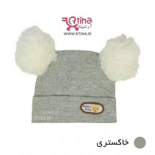 کلاه نوزادی پارچه ای استرج