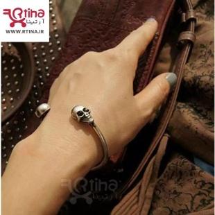 دستبند اسکلت دخترونه