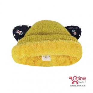 کلاه بافتنی دختربچه جدید