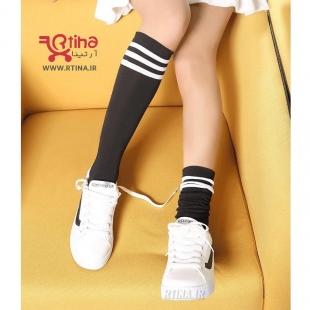 جوراب ساق بلند تا زیر زانو مدل TY55