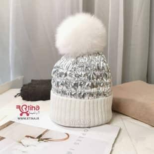 کلاه دخترانه زمستانه جدید