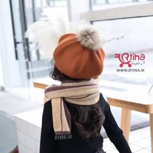 خرید کلاه برت دخترانه