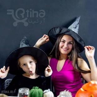 کلاه جشن هالووین