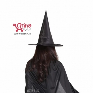 طرح کلاه هالووین