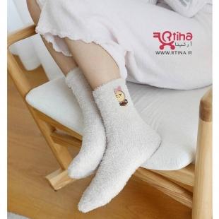 مدل جوراب زمستانه دخترانه