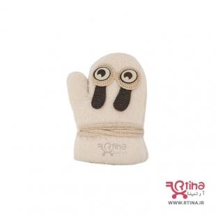 خرید دستکش فانتزی نوزاد