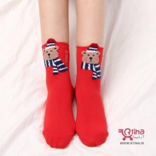 جوراب ساق دار کریسمس a1