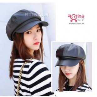 استایل با کلاه کپ دخترانه