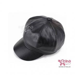 کلاه چرمی زنانه جدید