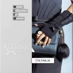 ساق دست اسپرت کاموایی مدل انگشتی SILKA16