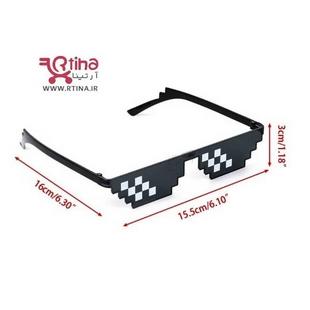عینک فانتزی مردانه خرید