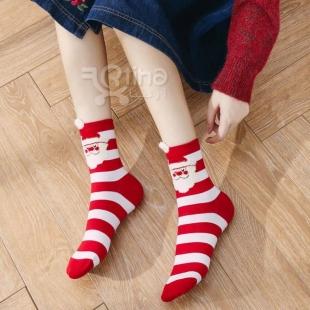 مدل جوراب بابانوئل زنانه