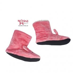 کفش روفرشی خزدار دخترونه