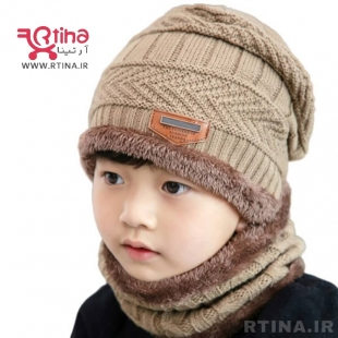 خرید کلاه و شال گردن کودک