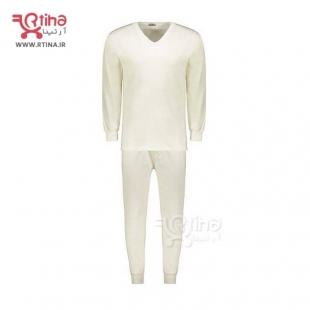 ست لباس شلوار گرمکن مردانه پنبه ای مدل houtan