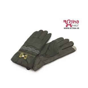 دستکش کوهنوردی ضد آب و ضد باد  زنانه