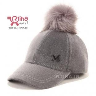 مدل کلاه پوم پوم بچه گانه نقابی