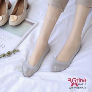 جوراب زنانه مدل کفش